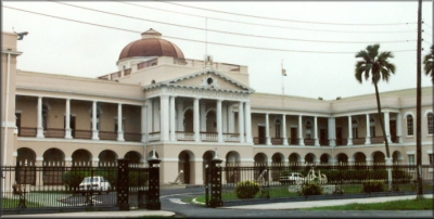 Governmental administration in Georgetown, Guyana