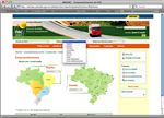 Sample TWiki skin: WIKIPAC in Brazil